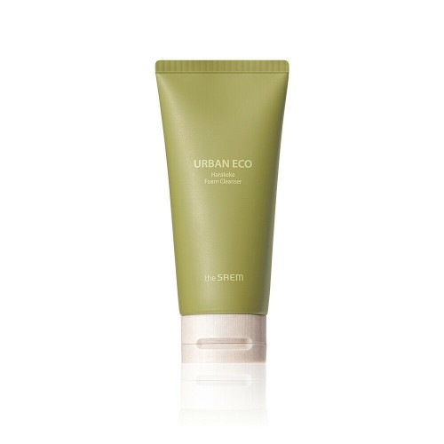 The Saem Пенка Urban Eco Harakeke Foam Cleanser 150g - Renewal