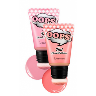 Румяна-тинт от BERRISOM OOPS TINT CHEEK CUSHION