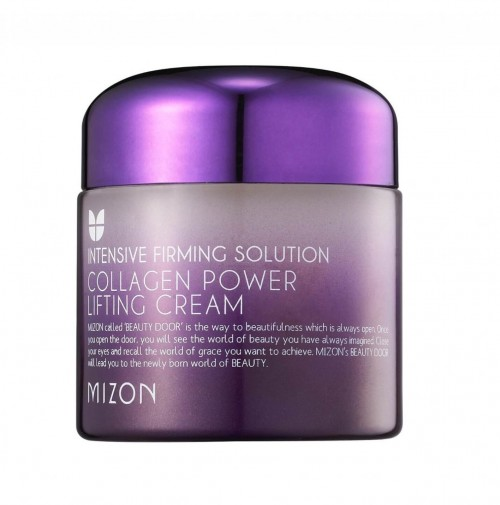 Лифтинг-крем для лица с коллагеном Mizon Collagen Power Lifting Cream — 75 мл
